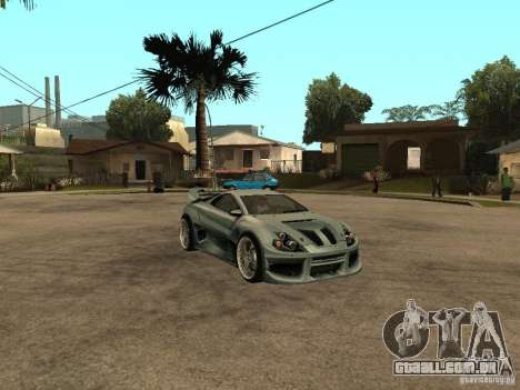 CyborX CD 10.0 XL GT v2.0 para GTA San Andreas vista direita