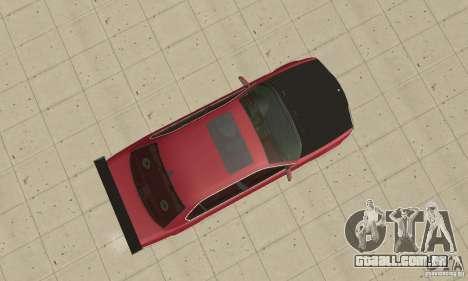 DRIFT CAR PACK para GTA San Andreas quinto tela