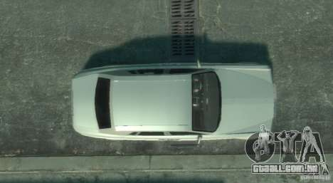 Rolls-Royce Phantom para GTA 4 vista lateral