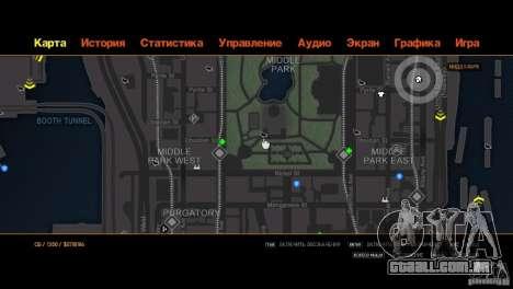 CG4 Radar Map para GTA 4 oitavo tela