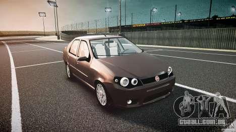 Fiat Albea Sole (Bug Fix) para GTA 4 vista direita