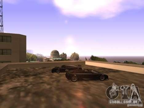 Koenigsegg CCXR Edition para o motor de GTA San Andreas