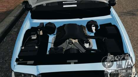 Ford Crown Victoria Police Unit [ELS] para GTA 4 vista de volta