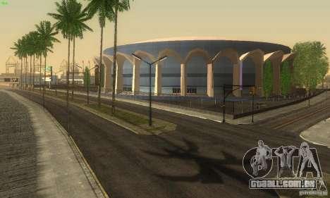 Ultra Real Graphic HD V1.0 para GTA San Andreas quinto tela