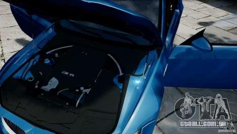 BMW M3 E92 ZCP 2012 para GTA 4 vista direita