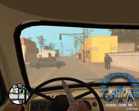 Mãos normais CJâ para GTA San Andreas quinto tela