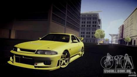 Nissan Skyline GTS R33 para GTA San Andreas