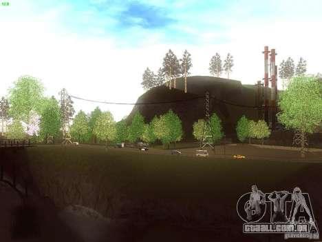 Spring Season v2 para GTA San Andreas sétima tela