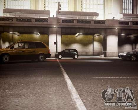 Volkswagen Fox 2011 para GTA 4 interior
