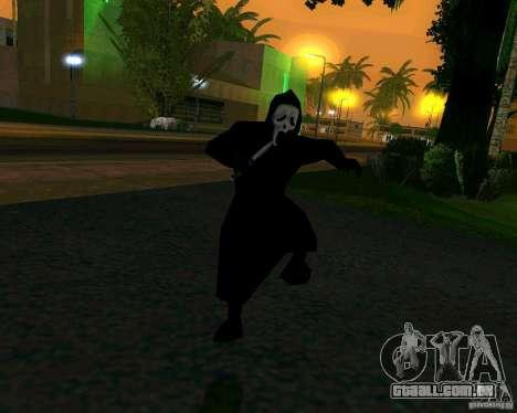 Grito (grito) para GTA San Andreas