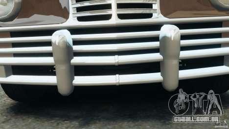 Packard Eight 1948 para GTA 4 motor