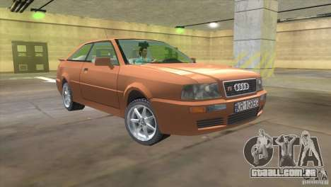 Audi S2 para GTA Vice City