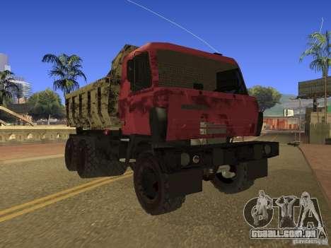 Tatra 815 para GTA San Andreas