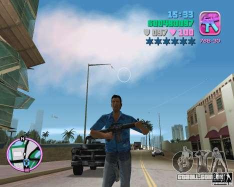Pele da versão BETA para GTA Vice City