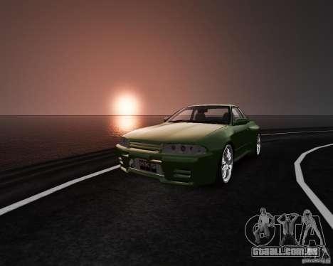 Nissan Skyline R32 GTS-t Veilside para GTA 4