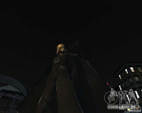 Dart Vader para GTA 4 terceira tela