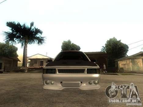 Renault 9 GTD para GTA San Andreas vista direita