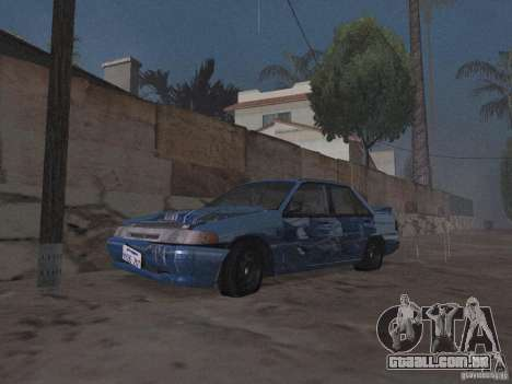 Mercury Tracer 1993 para GTA San Andreas vista direita