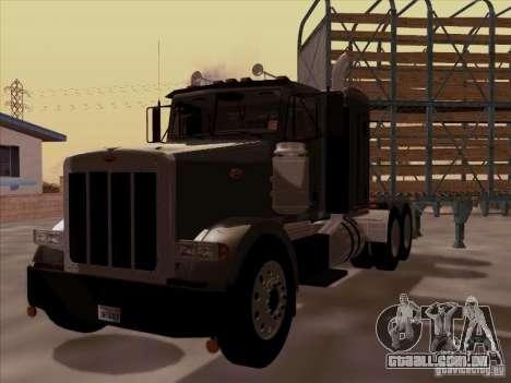 Peterbilt 378 para GTA San Andreas