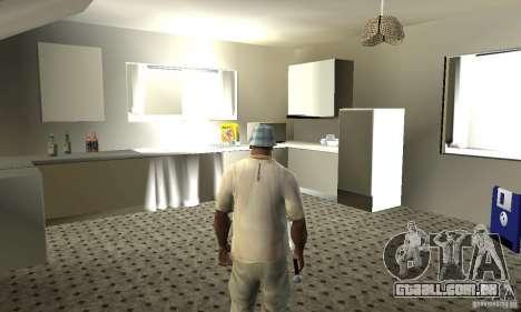 Novos esconderijos interiores para GTA San Andreas quinto tela
