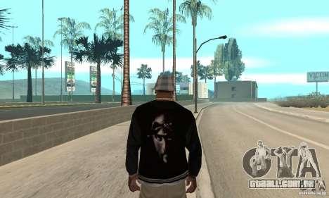 Jacke skin para GTA San Andreas segunda tela