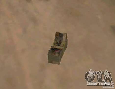 Dinheiro cazaque para GTA San Andreas segunda tela