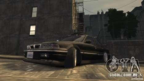 Mitsubishi Galant Stance para GTA 4 esquerda vista