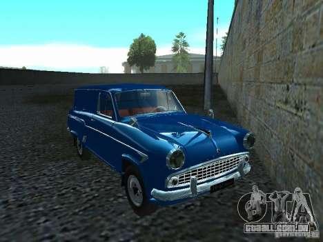 429 Moskvich para GTA San Andreas