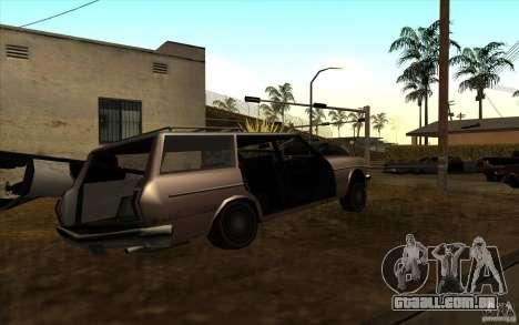 Desenho para GTA San Andreas sétima tela