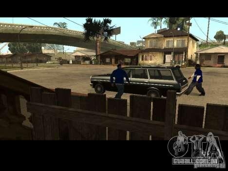 Piru Street Crips para GTA San Andreas sétima tela