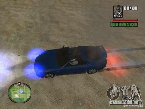 Xenon v3.0 para GTA San Andreas