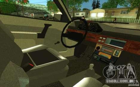 2141 AZLK v 2.0 para GTA San Andreas vista direita