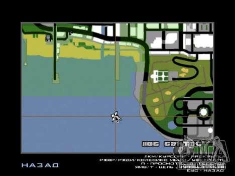 La Villa De La Noche v 1.0 para GTA San Andreas quinto tela