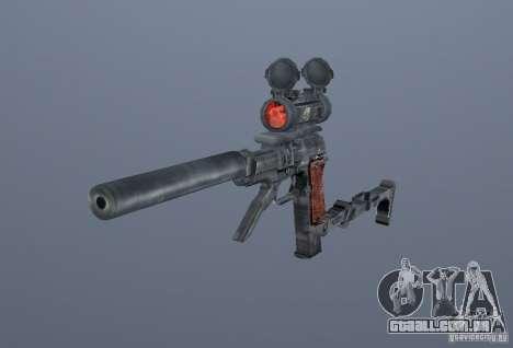Grims weapon pack2 para GTA San Andreas décima primeira imagem de tela