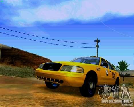 ENBSeries by S.T.A.L.K.E.R para GTA San Andreas sexta tela