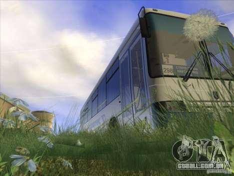 11 Nefaz-5299-32 para GTA San Andreas vista interior