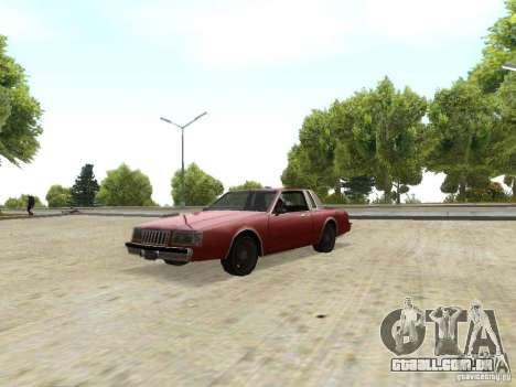 ENBSeries by Sashka911 para GTA San Andreas por diante tela