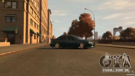 Daewoo Nexia Tuning para GTA 4 esquerda vista