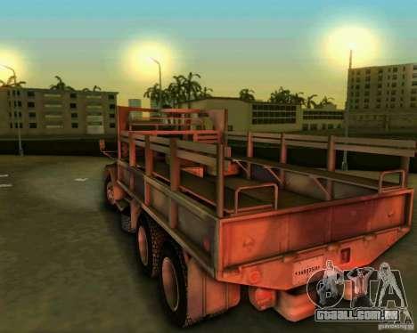 M352A para GTA Vice City vista direita