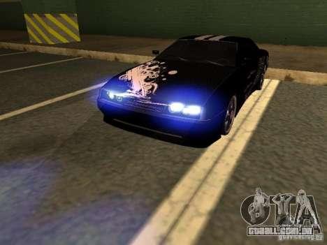 2-vinil para elegia por Drago para GTA San Andreas