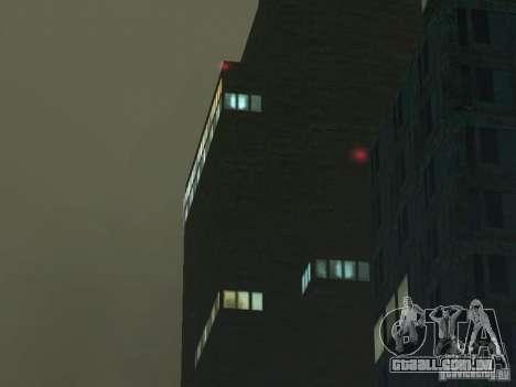 Novas texturas arranha-céus LS para GTA San Andreas oitavo tela