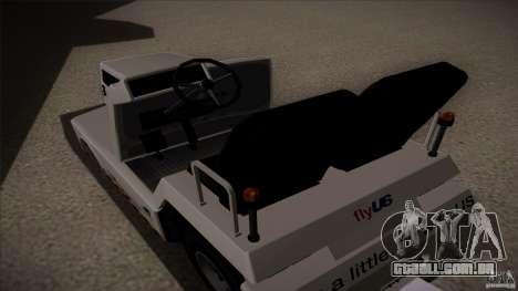 Air Tug from GTA IV para GTA San Andreas vista direita