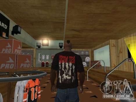 A faixa de Gaza para GTA San Andreas décima primeira imagem de tela