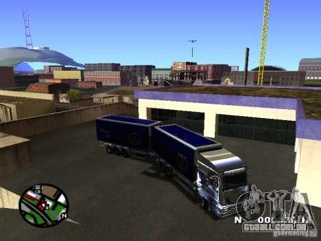 Iveco Stralis para GTA San Andreas
