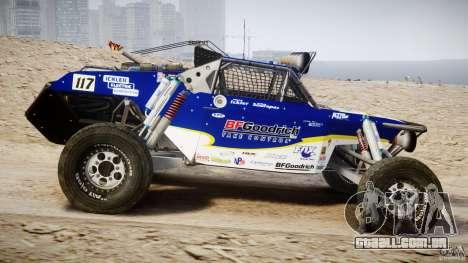 Jimco Buggy para GTA 4 traseira esquerda vista