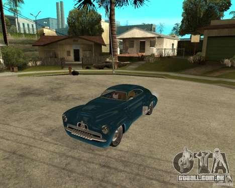 Holden Efijy para GTA San Andreas
