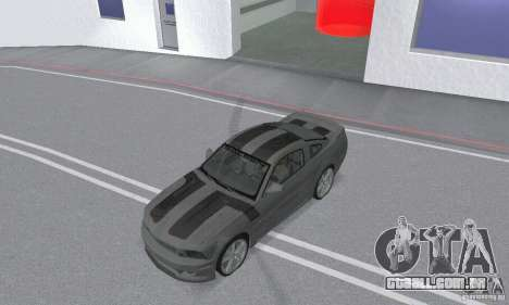 Saleen S281 Pack 2 para GTA San Andreas vista interior