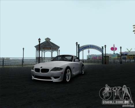 BMW Z4M para GTA San Andreas