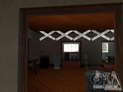 GTA Museum para GTA San Andreas sexta tela