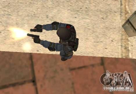 Glock 17 para GTA San Andreas terceira tela